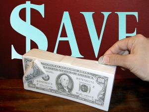 saving for emergency funds