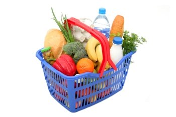 grocery basket